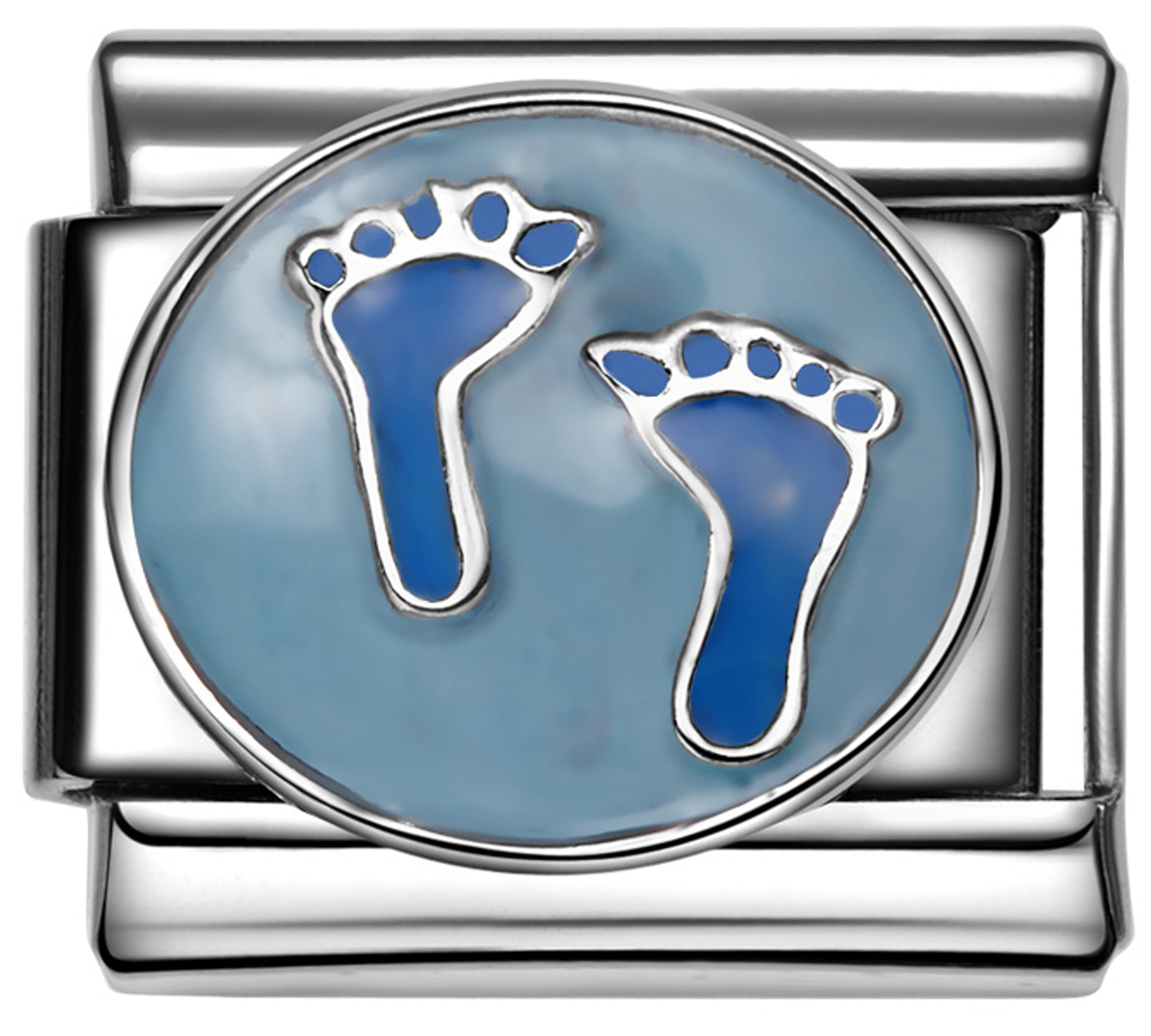 FA055-Blue-Footprints