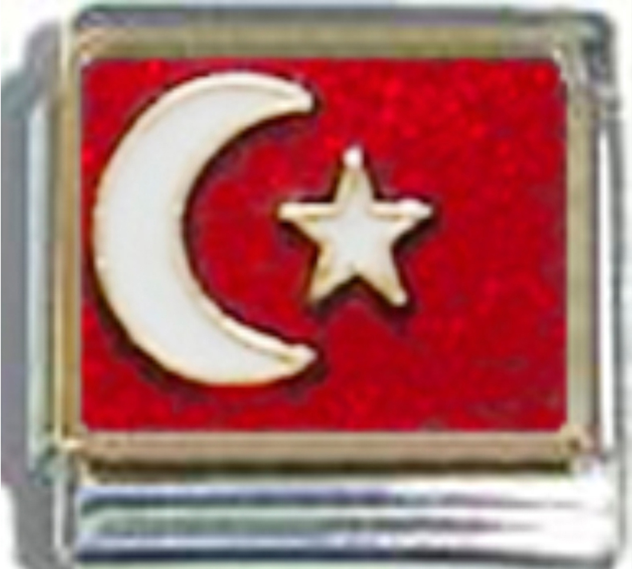 PQ051-Turkey-Flag-Ceramic