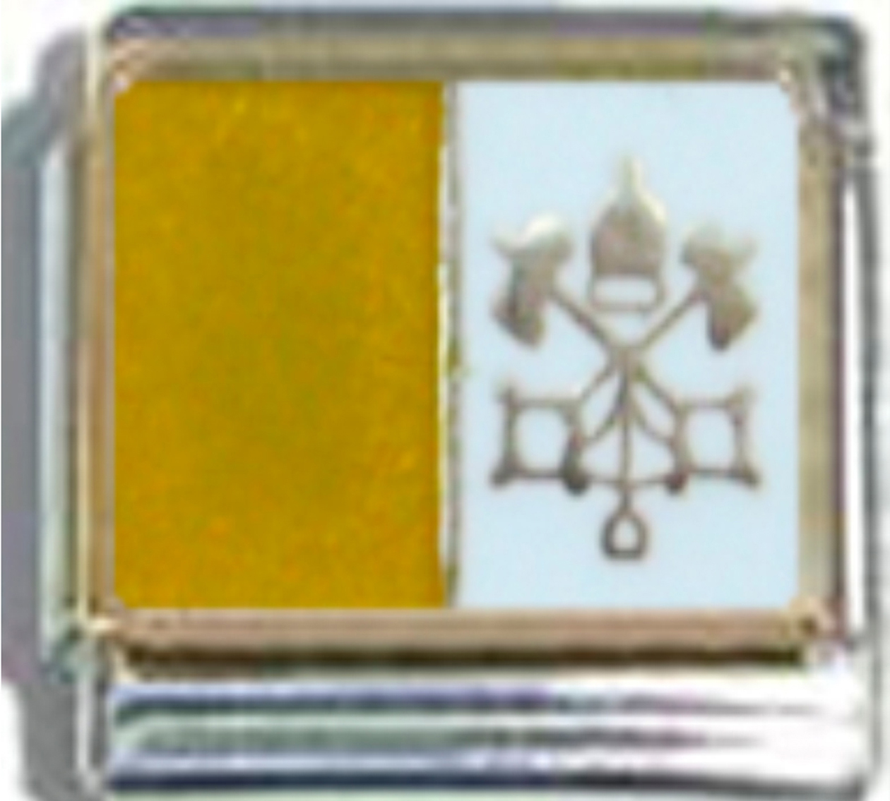 PQ055-Vatican-City-Flag-Ceramic